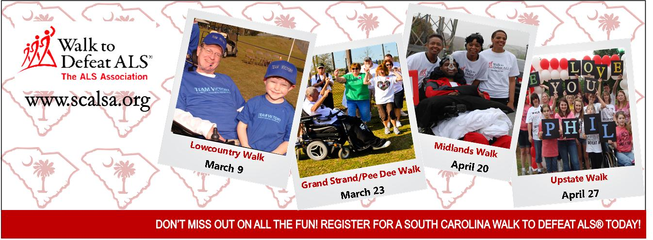 Register for the SC Walk